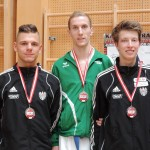 Ivan Veselcic, Matthias Sammer und Alexander Jezdik