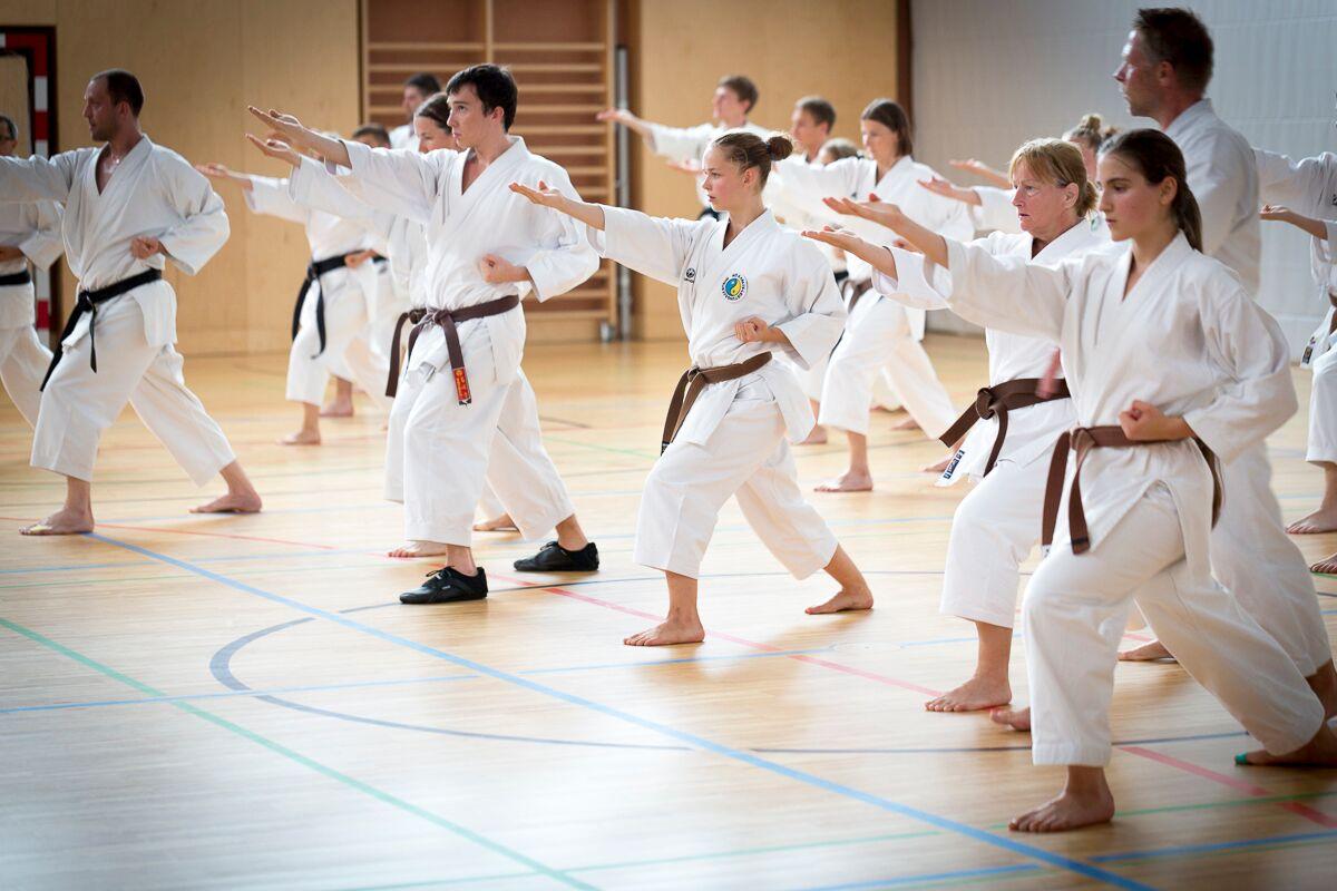Impression von der Homepage Karateblub Fuerstenfeld www.karate-fuerstenfeld.at
